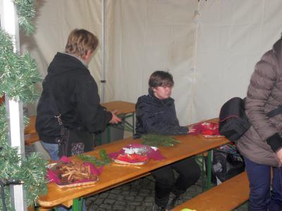 Foto des Albums: Weihnachtsmarkteröffnung 2012 (30.11.2012)