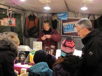 Fotoalbum Weihnachtsmarkt am 15.12.2012