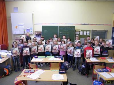 Fotoalbum Adventskalender für alle Schüler