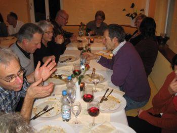 Fotoalbum Abendessen beim Storchen am 08.01.2013