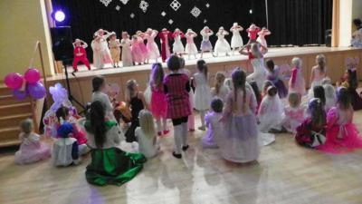 Foto des Albums: Prinzessinnenball (24.11.2012)