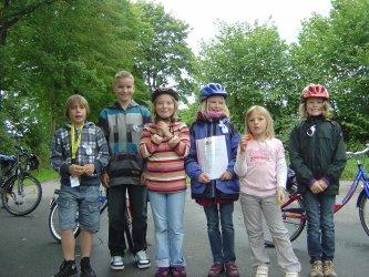 Fotoalbum 15. Dägelinger Fahrradrally