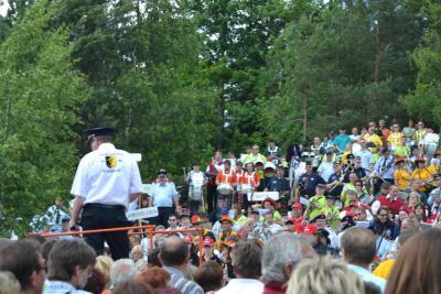 Fotoalbum Weltrekord in Plodda mit der Schalmeienkapelle Grimschleben e.V. am 09.06.2012