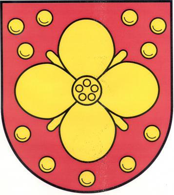 Fotoalbum 2013 - Wappen und Flagge der Gemeinde Uckerland