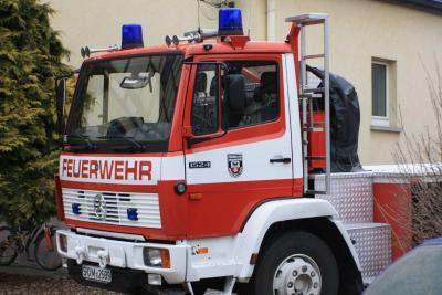 Fotoalbum Tag der offenen Tür in der freiwilligen Feuerwehr Frömmstedt