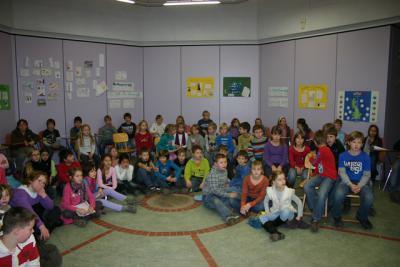 Fotoalbum Märchenprojekt Klassen 3 und 4