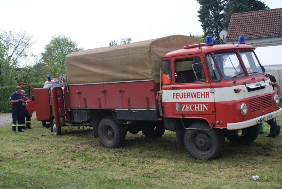 Amt Golzow 112 Jahre Feuerwehr Zechin