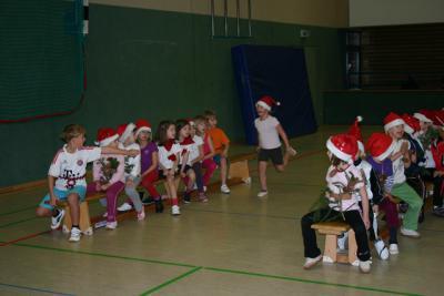 Fotoalbum 1. Weihnachtshallensportfest