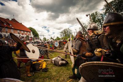 Fotoalbum Bilder vom Burgfest