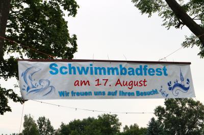 Fotoalbum Impressionen vom Dahmer Schwimmbadfest