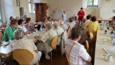 Fotoalbum Seniorenfrühstück
