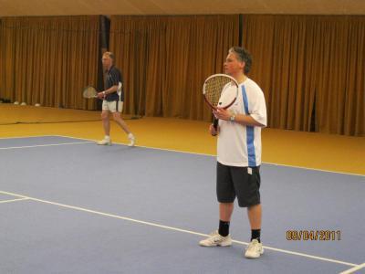 Fotoalbum Tenniswochenende in Hamburg 2011