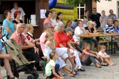 Fotoalbum Stadtfest Wahrenbrück