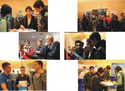 Fotoalbum 5. BIT - Berufsinformationstag