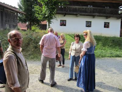 Fotoalbum Jahresausflug 2013 Museumsdorf