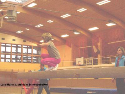 Fotoalbum Weihnachtsturnen 2008