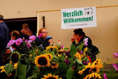 Fotoalbum Borgisdorfer Oberlaube auf dem Kreiserntefest 2013
