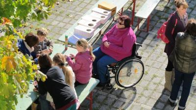Fotoalbum Das Familienfest Initiative Jugendarbeit Neuruppin e.V. war ein Erfolg und das bei schönstem Wetter.