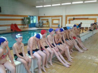 Fotoalbum Schulschwimmen