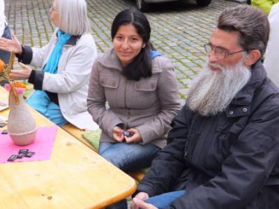 Fotoalbum Faires Frühstück am 21.09.2013 im Bietigheimer Rathaushof