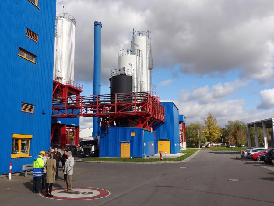 Industriekraftwerk Rüdersdorf