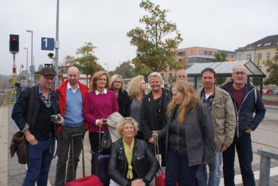 Fotoalbum Schwedengruppe zu Besuch bei der IJN e.V.