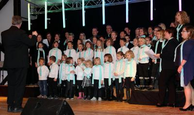 Fotoalbum 170 Jahre Gesangverein Wenings & 30 Jahre Kinderchor