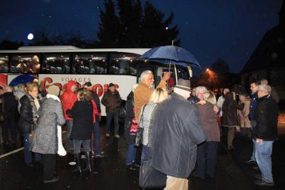 Fotoalbum Partnerschaftsbesuch in Ludwigsau vom 21.-24.11.2013