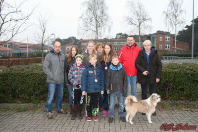 Fotoalbum Niedersächsische Hallen-Landesmeisterschaft in Lingen