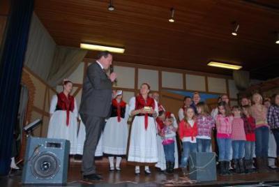 Fotoalbum Altennachmittag der Aulataler Volkstumsgruppe
