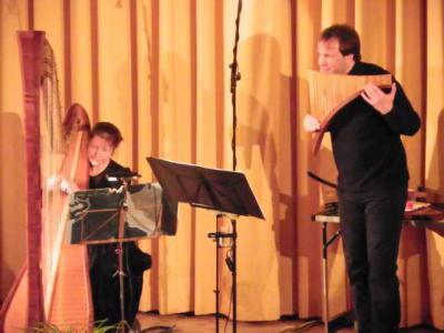 Foto des Albums: Konzert für Harfe und Panflöte (15.02.2014)
