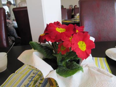 Fotoalbum Frauentagsfeier 2014  im Burgrestaurant Neustadt-Glewe