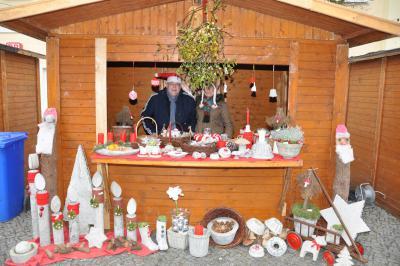 Fotoalbum Weihnachtsmarkt der Stadt Seelow