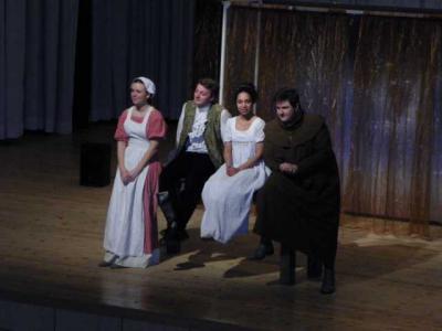 Foto des Albums: Englisches Theater Gymnasium Kyritz (06.03.2014)