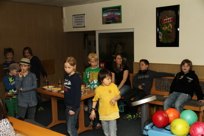 Fotoalbum Fanfarenzug Potsdam - Nachwuchs-Bowlingcup 2014