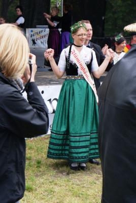 Fotoalbum 16. Fläming-Frühlingsfest im Museumsdorf Glashütte