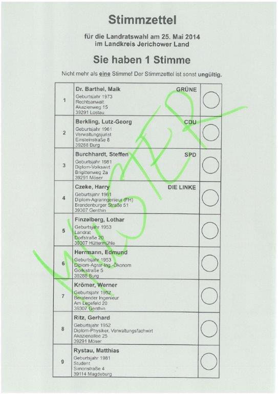 Wen Wahlen 12