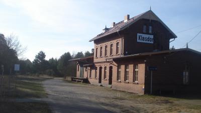 Fotoalbum Bahnhof Klasdorf