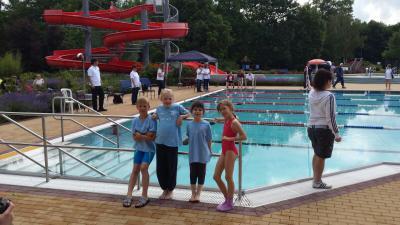 Fotoalbum Schwimmen: Rosengartenpokal / Forst 2014