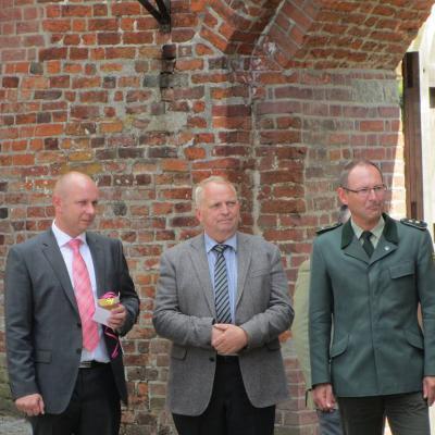 Fotoalbum Eröffnung der neuen Sonderausstellung in der Burg Neustadt-Glewe- Harzung in Deutschland