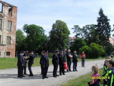Fotoalbum Kinderfeuerwehrtag in Zerbst