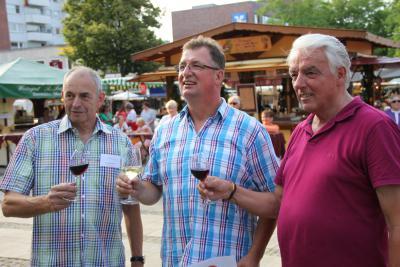 Fotoalbum 23. Pinneberger Weinfest