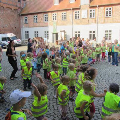 """Fotoalbum """"Märchentag"""" auf der Burg Neustadt-Glewe 09. Juli 2014"""