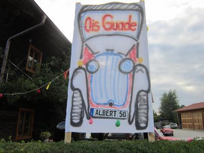 Fotoalbum 50. Geburtstag von unserem Albert