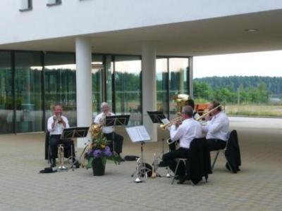 """Foto des Albums: Open-Air-Konzert """"Blechreiz"""" (21.07.2014)"""