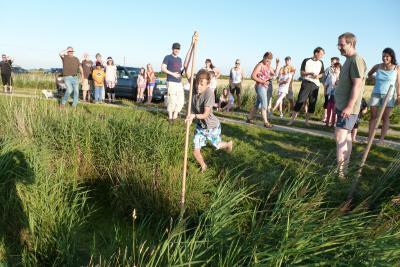 Foto des Albums: Klootstock springen (24.07.2014)