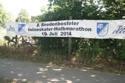 Fotoalbum 8. Beedenbosteler Inlineskater – Halbmarathon