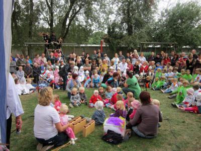 Fotoalbum Kita Spatzennest - Sommerfest