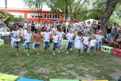 Fotoalbum Kita Spatzennest - Zirkus Pizzikato