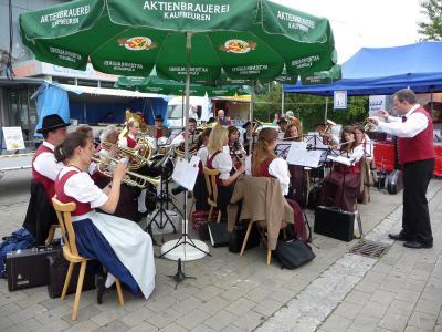 Foto des Albums: Sommerfest beim V-Markt Buchloe (26.07.2014)